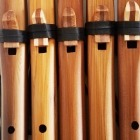 Basic Flutes | Cedar flutes for beginners