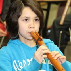 Choosing the right key of flute